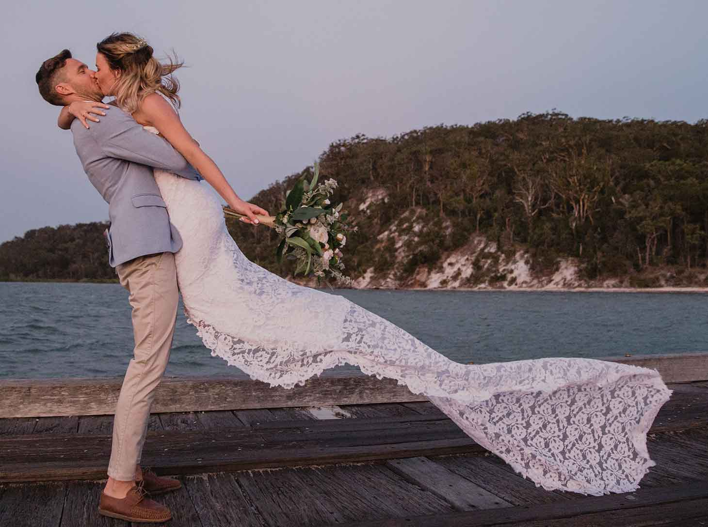 Fraser Island Weddings Photo Gallery